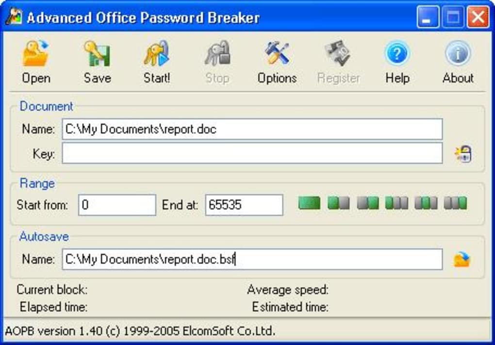 ms office 2007 password recovery software