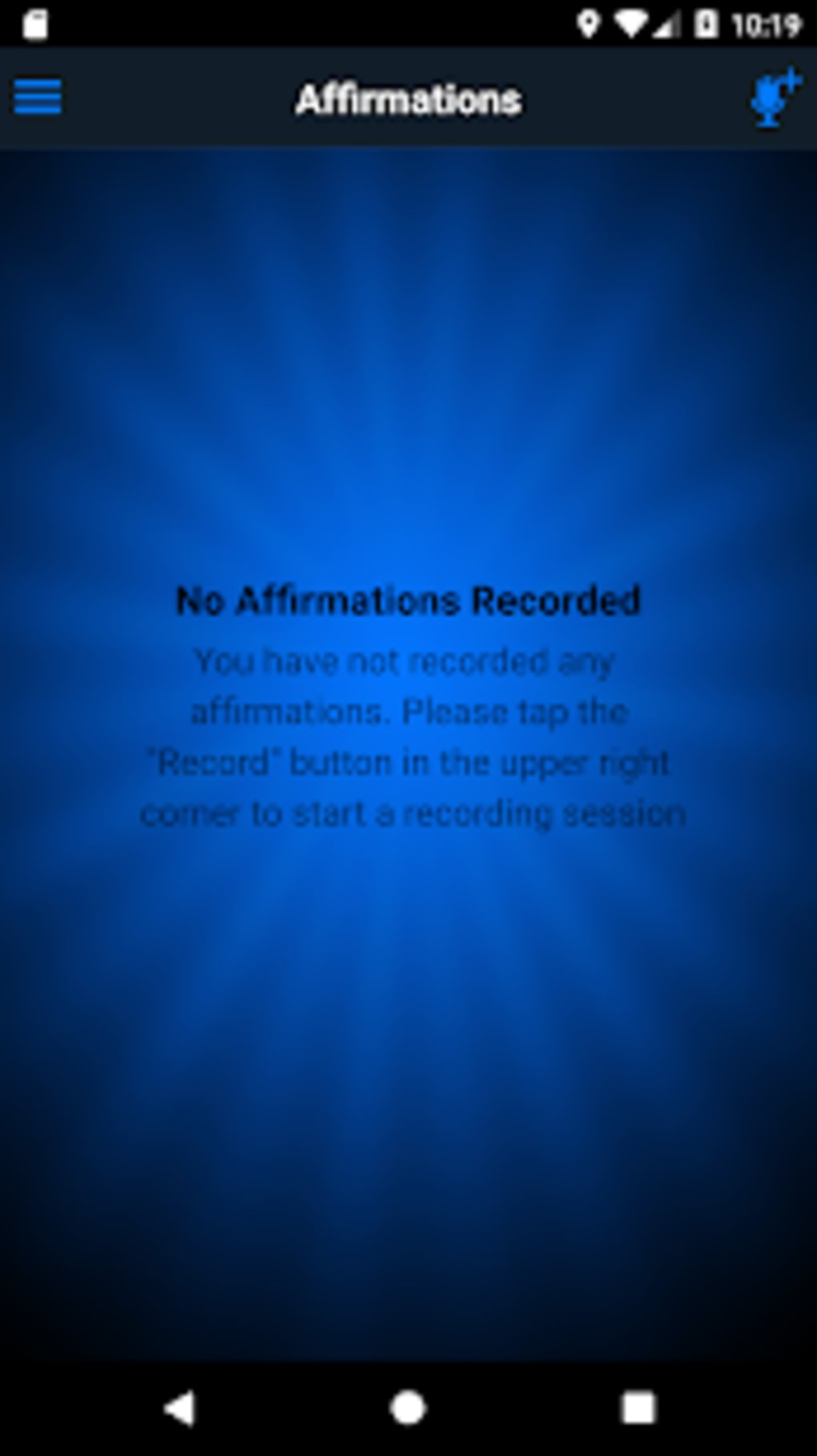 I AM That I AM Affirmation Recorder for Android - Download