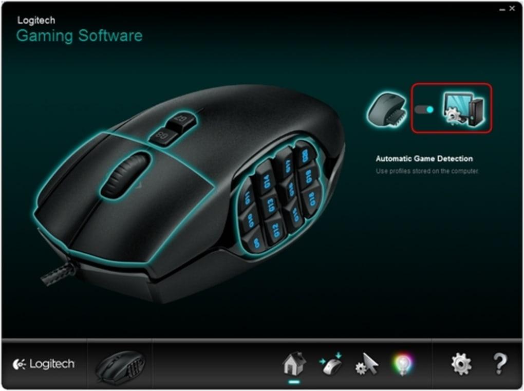Logitech Gaming Software für Mac - Download