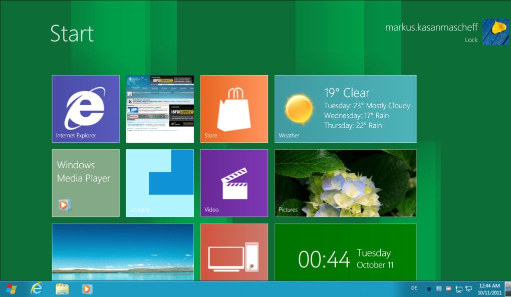 Vista8mix theme for windows 8 page 2.