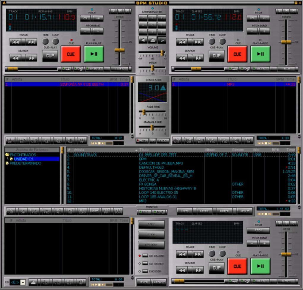 gratis alcatech bpm studio professional 4.9.1