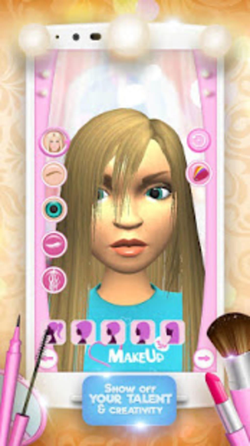 ... 3D Makeup Games For Girls ...