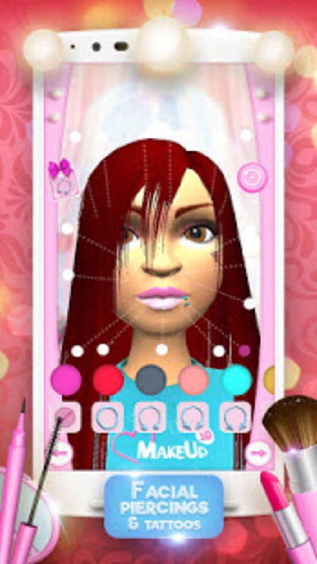 3D Makeup Games For Girls ...