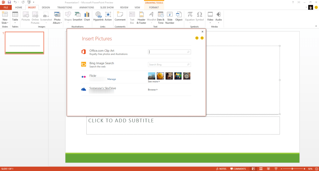 microsoft powerpoint 2013 testversion
