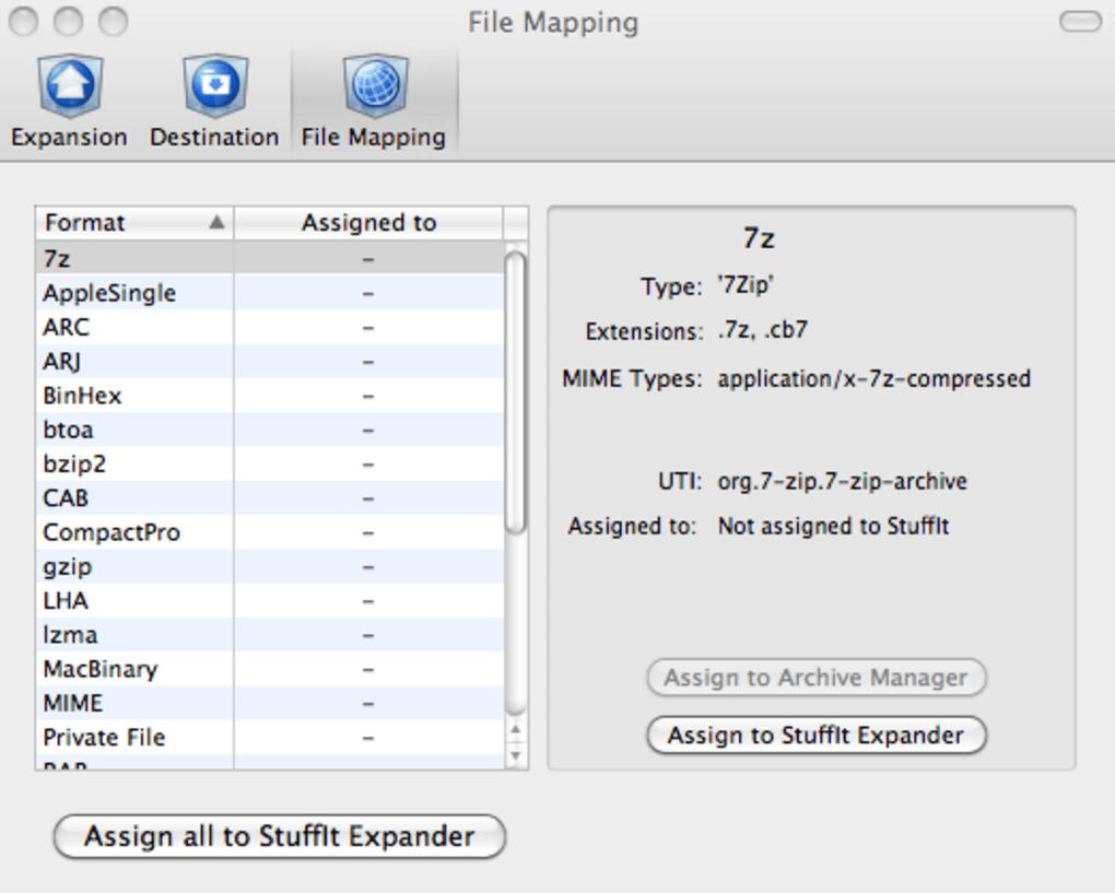 stuffit expander pour mac gratuit