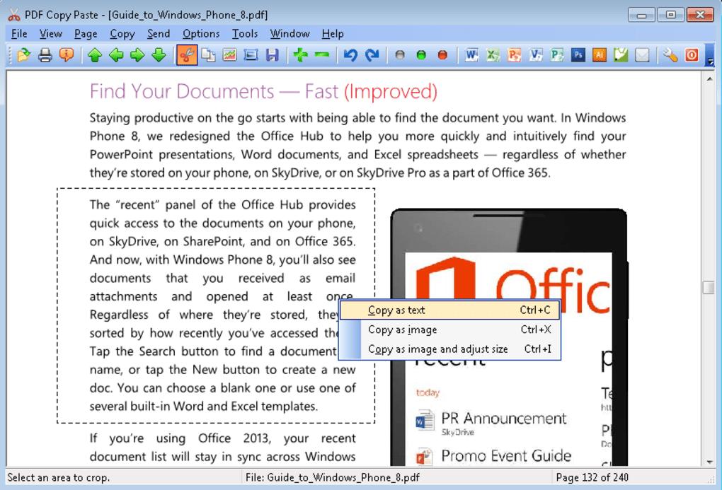 PDF Copy Paste - Download