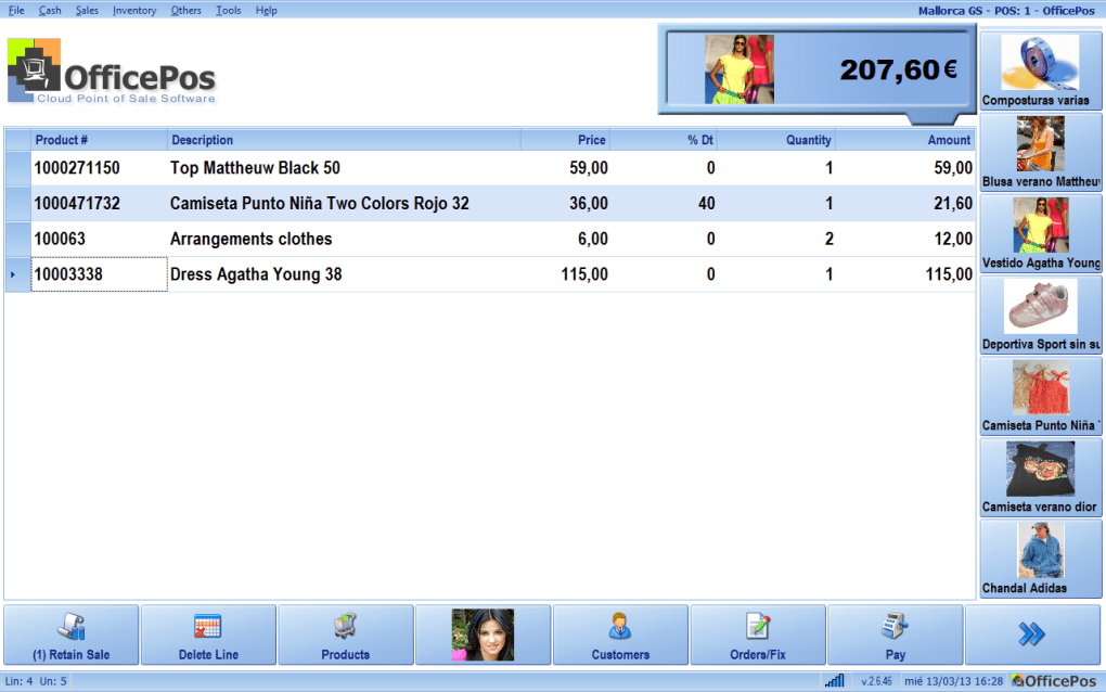 OfficePos (POS) - Download