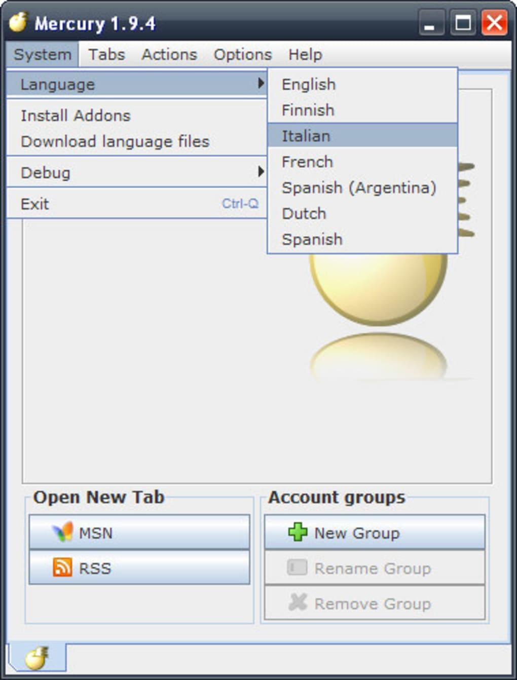 Msn messenger download gratis italiano