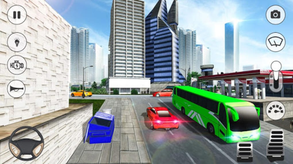 City Coach Bus Simulator 2019 for Android - Download