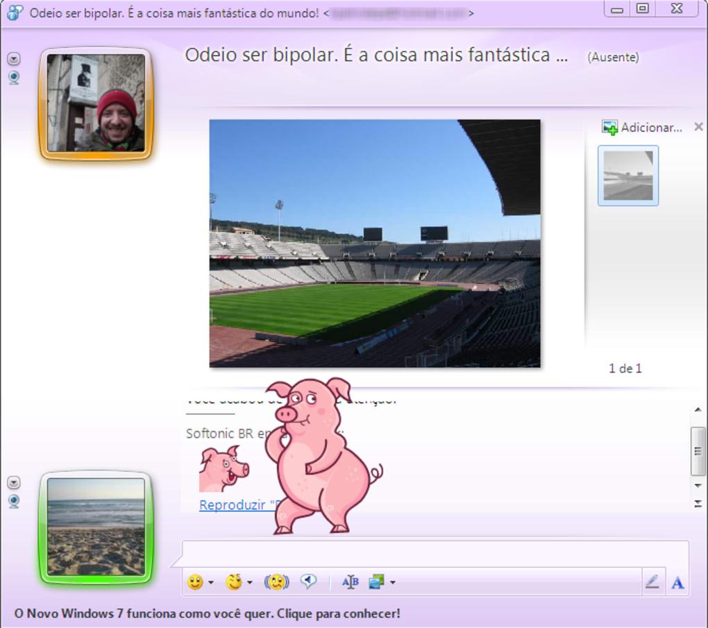 CENARIO PARA 2009 BAIXAR MSN