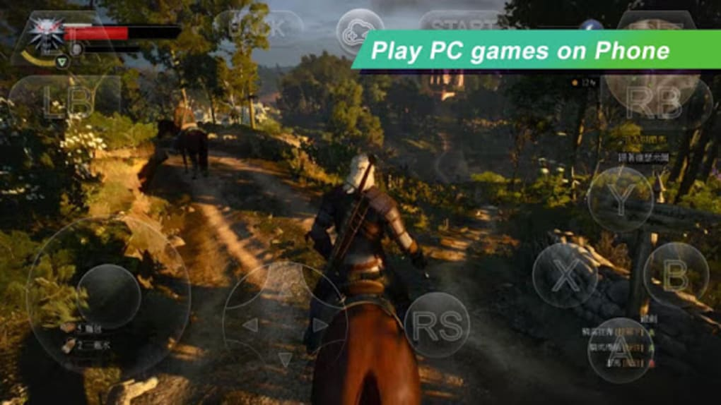 Gloud Games - Best Emulator for XBOX PC PS for Android