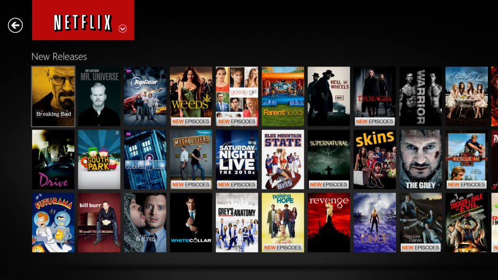 telecharger film netflix sur mac