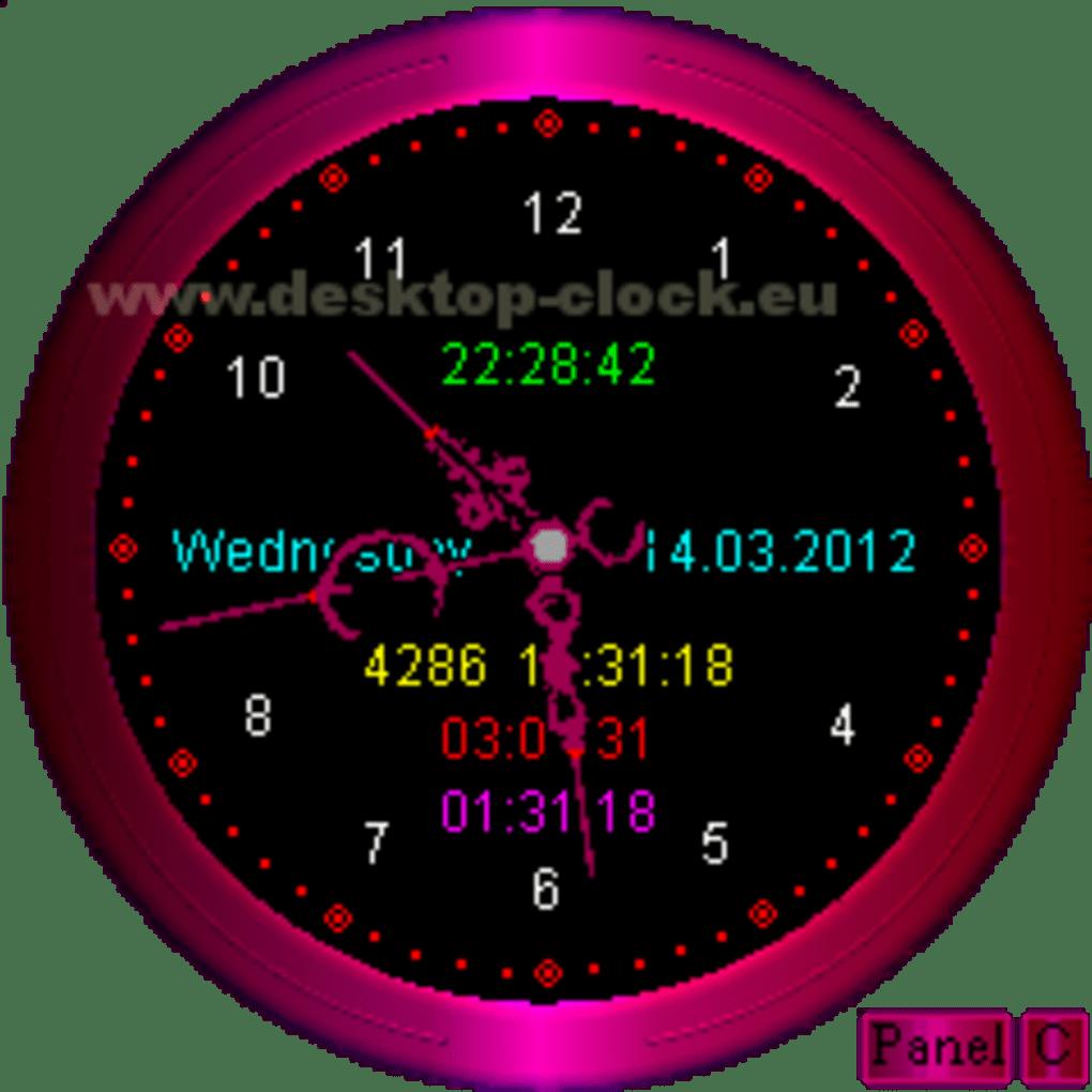 voice Desktop Clock - Download