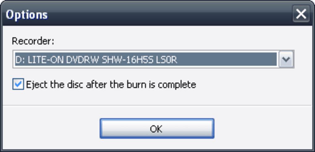 Free Audio CD Burner - Download
