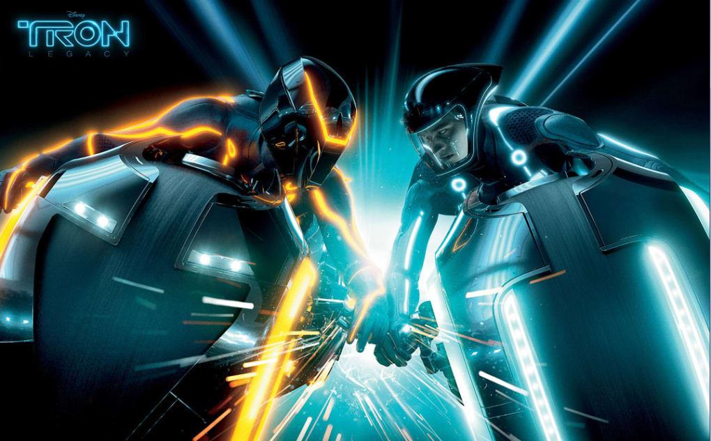 Tron Legacy Theme - Download