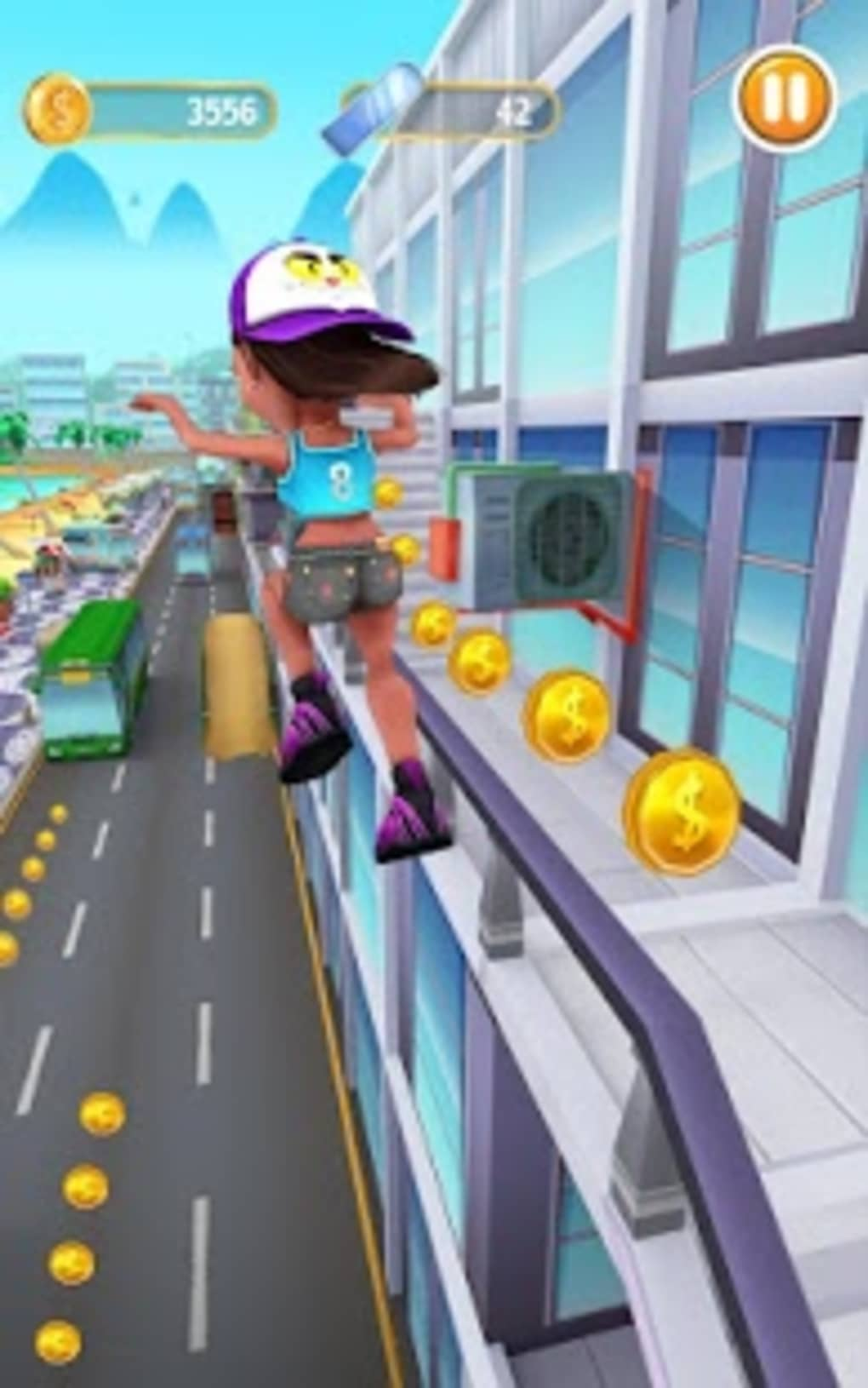 Bus Rush For Android Download - Minecraft bus spiele