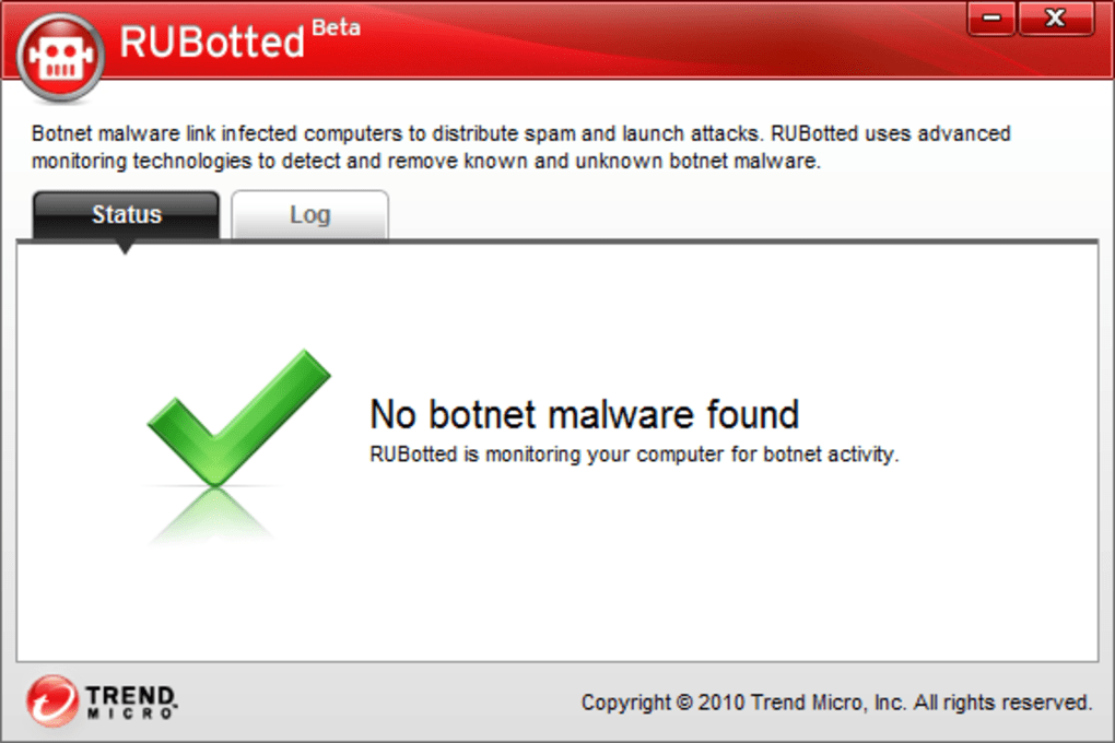 Trend Micro RUBotted - Download