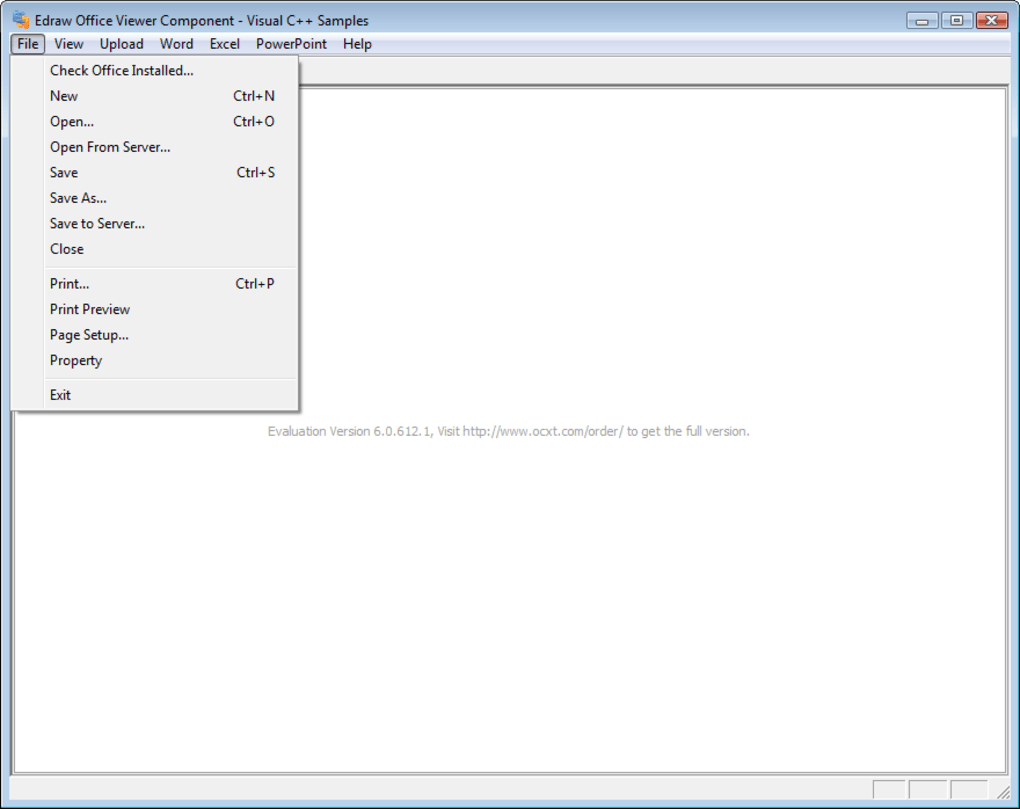 edraw office viewer component - Download