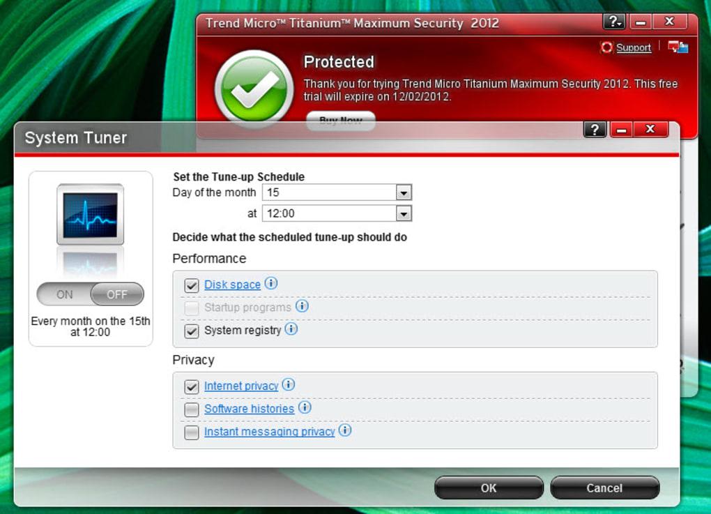 Trend Micro Titanium Maximum Security - Download