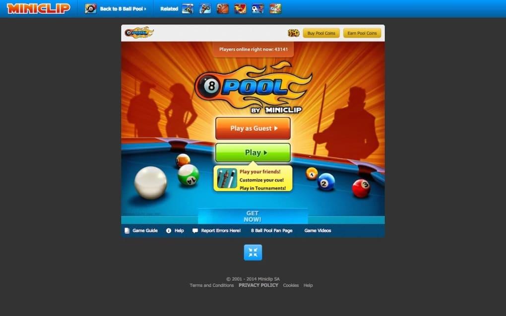 8 Ball Pool - Miniclip - Download -