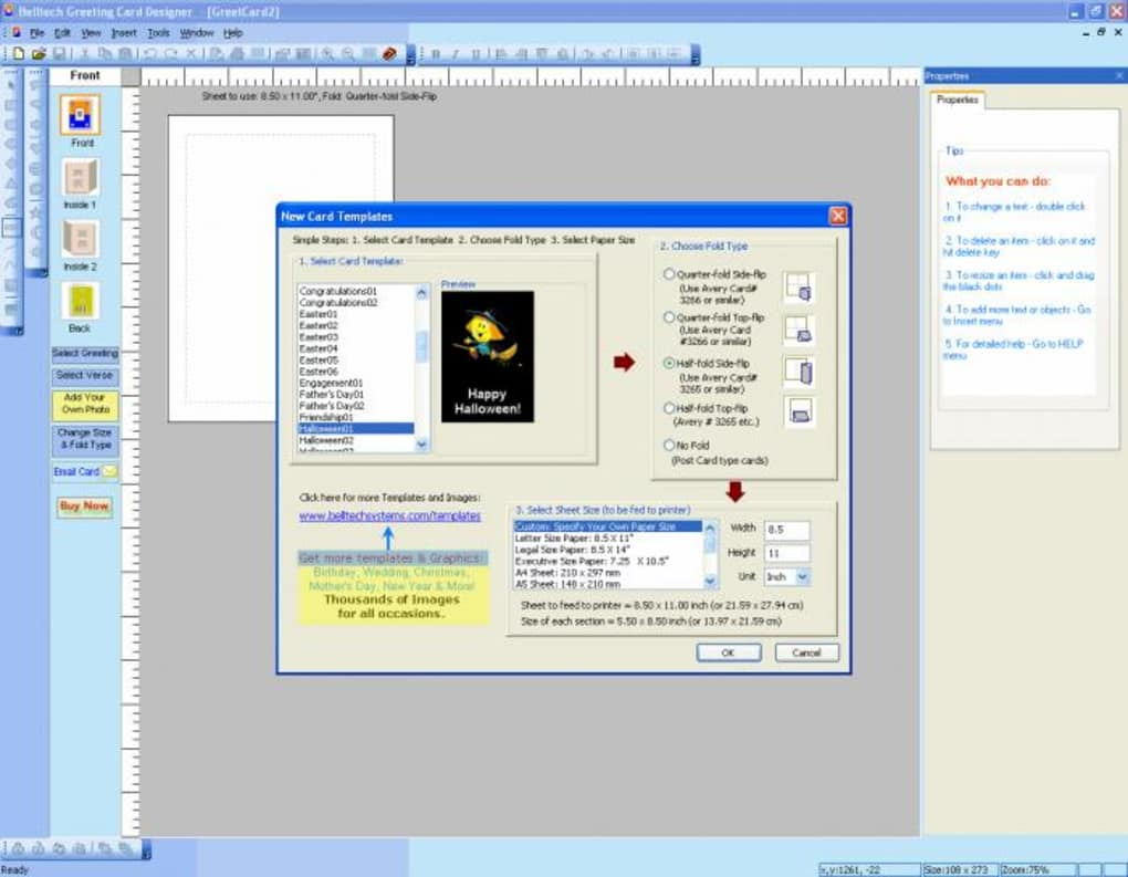 Belltech greeting card designer download you may also like id card designer software m4hsunfo