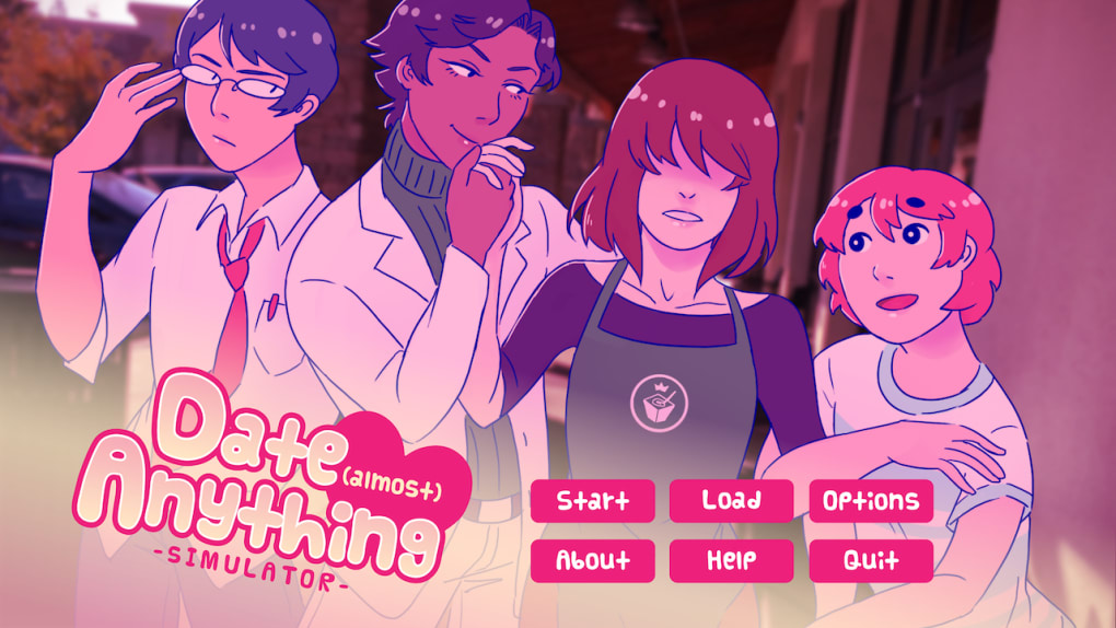 New simulation dating games