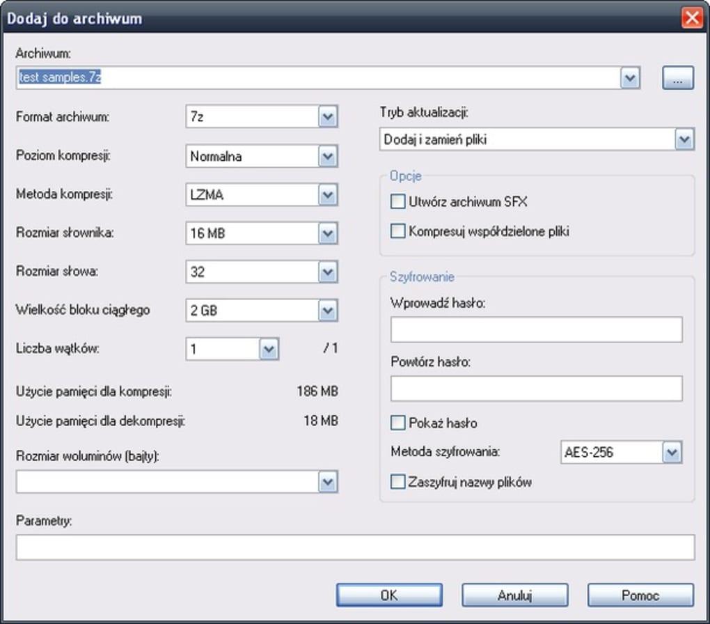 PeaZip <b>free</b> archiver utility, open extract RAR TAR <b>ZIP</b> files