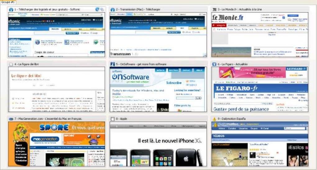 Speed Dial pour Mac - Télécharger