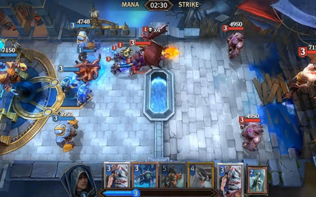 Magic Manastrike For Android Download