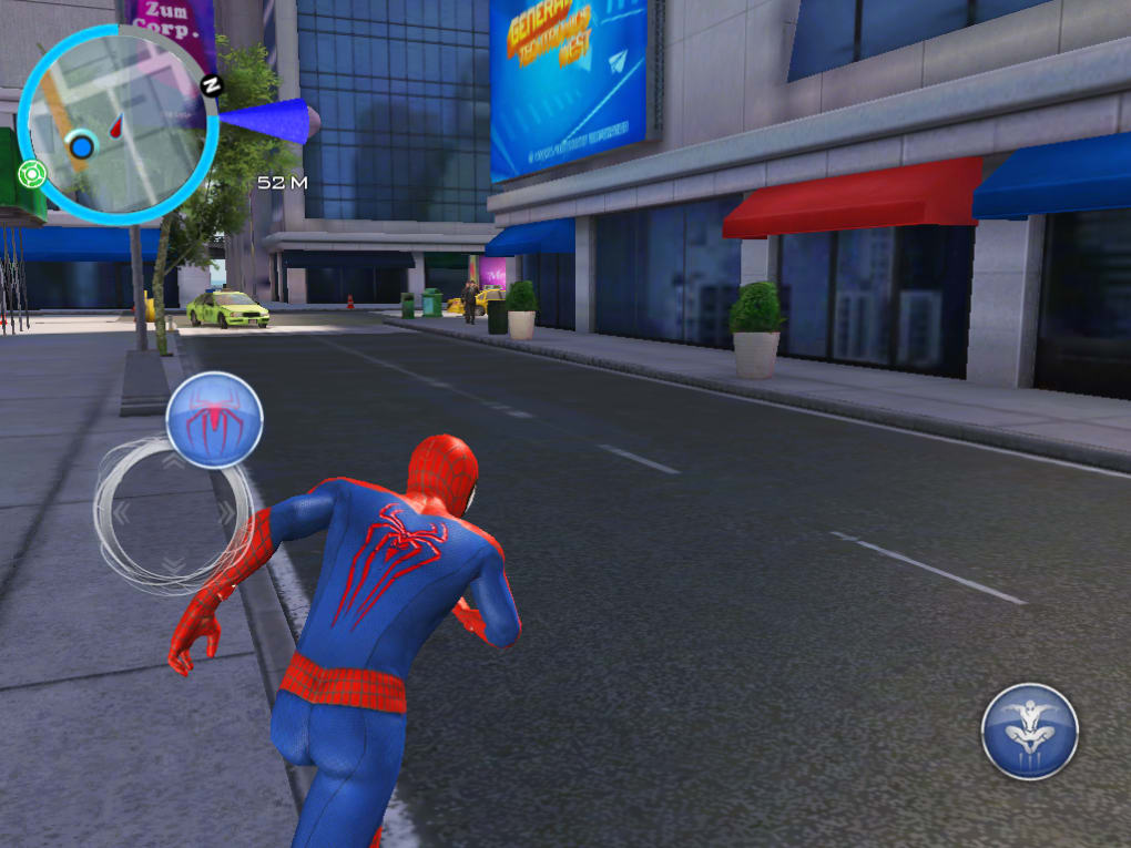 Spiderman games free download for pc full version softonic