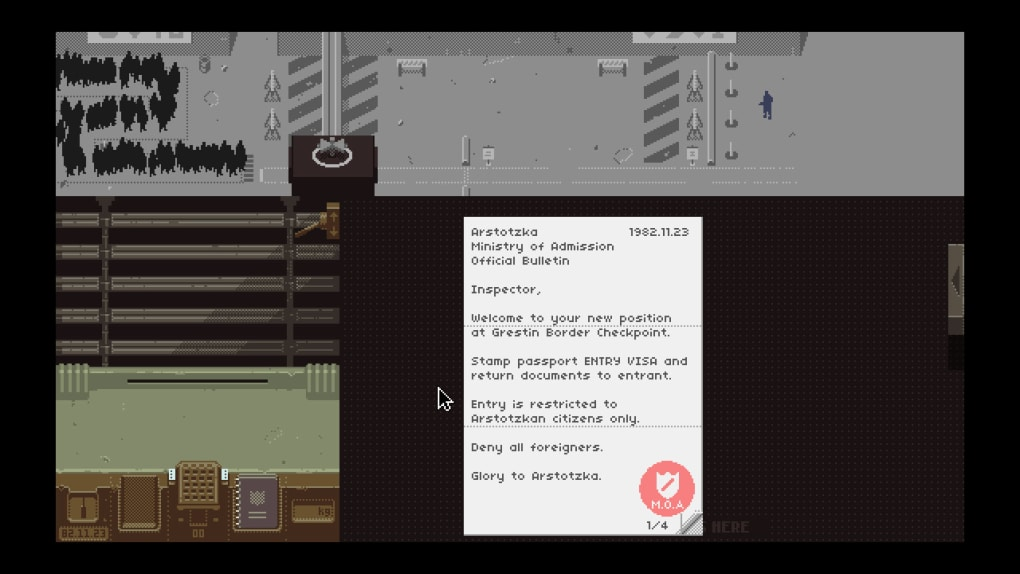 papers please free unblocked