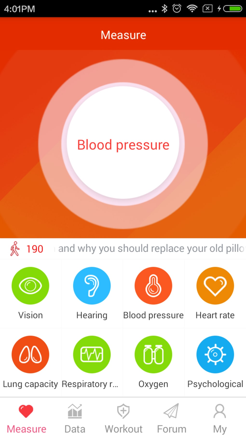 iCare Blood Pressure Monitor for Android - Download