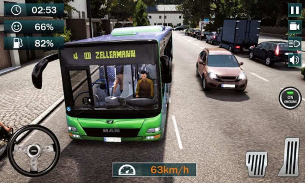 Bus Driver Simulator Game Pro 2019 for Android - Download