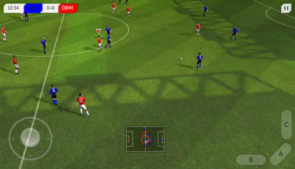 Dream League Soccer pour Android - Télécharger