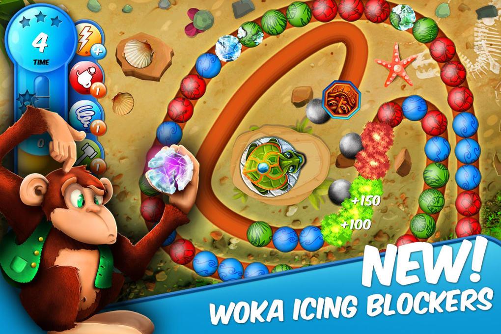 Woka Woka Marble for Android - Download