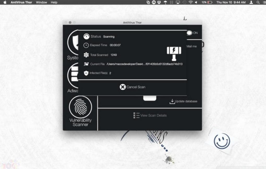 Thor Antivirus for Mac - Download