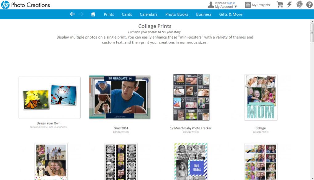 Crer Des Albums Photo Calendriers Cartes De Voeux Et Bien Plus