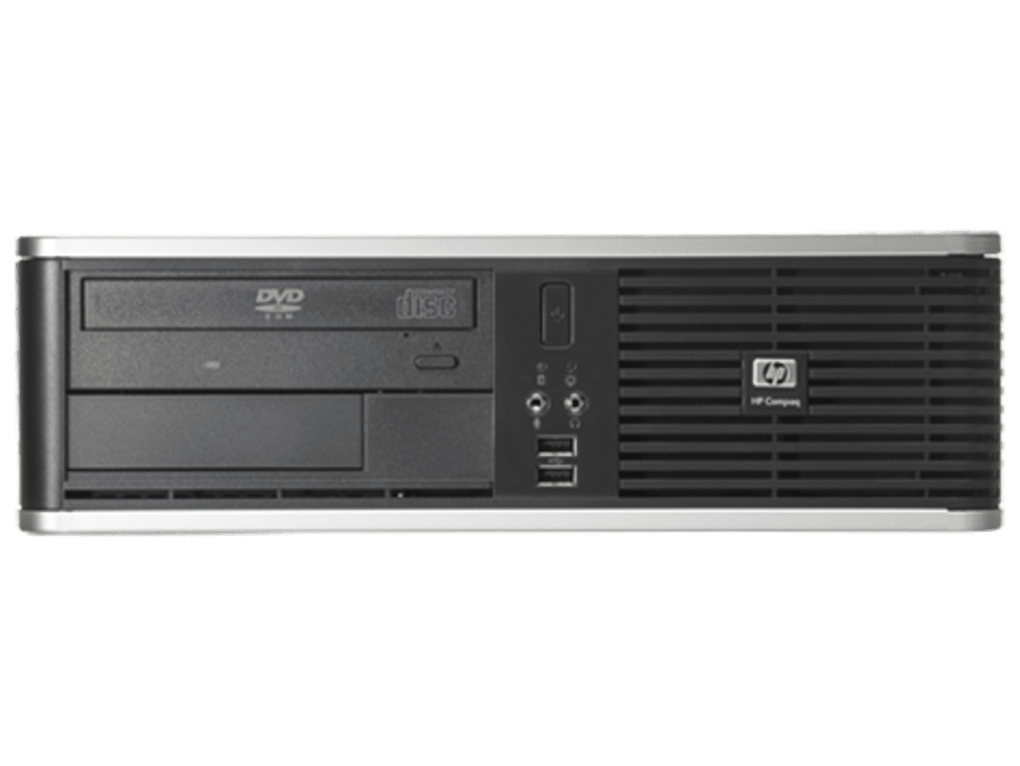 driver audio hp compaq dc7600 small form factor