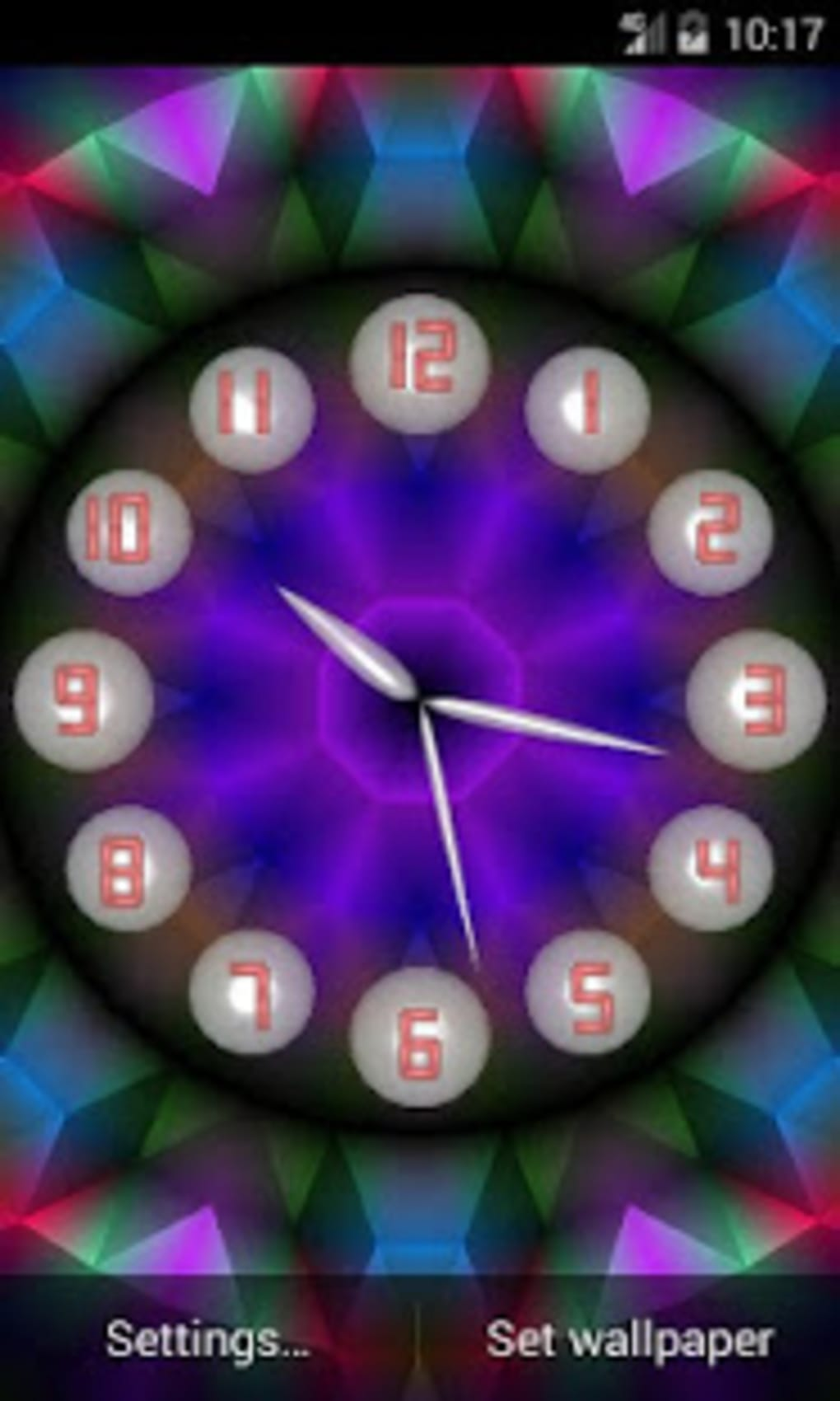 Analog Clock Live Wallpaper Apk For Android Download