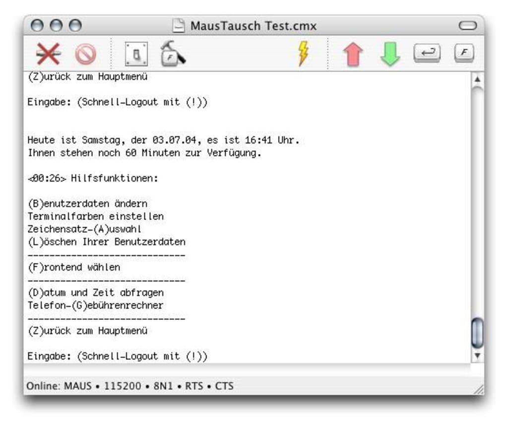 goSerial for Mac - Download
