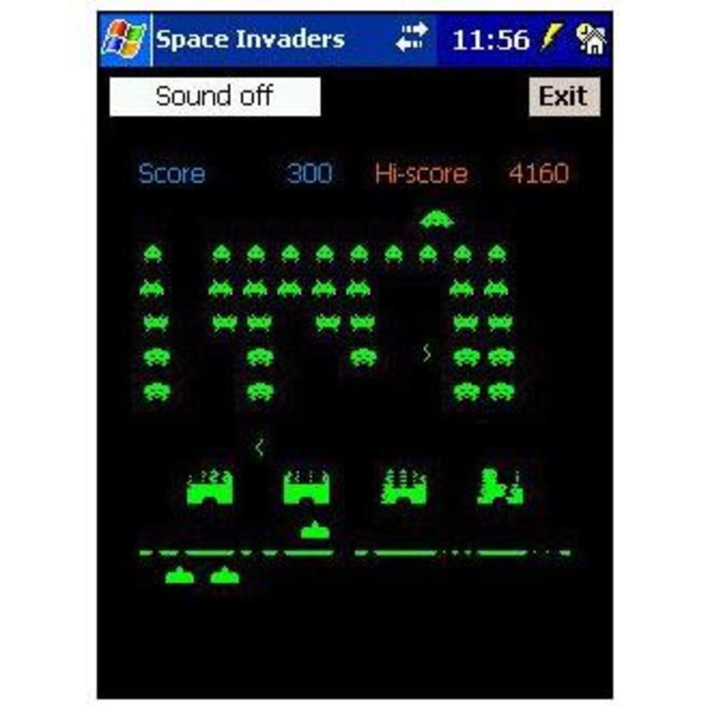Space Invaders Free App