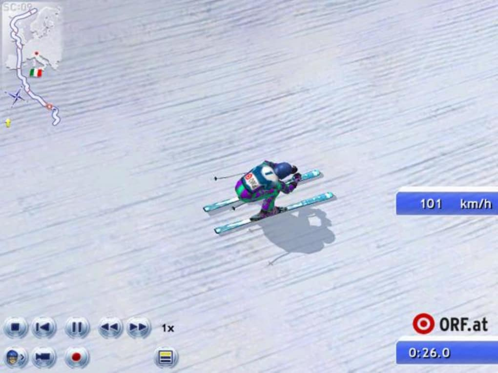 ski challenge 2018 download srf
