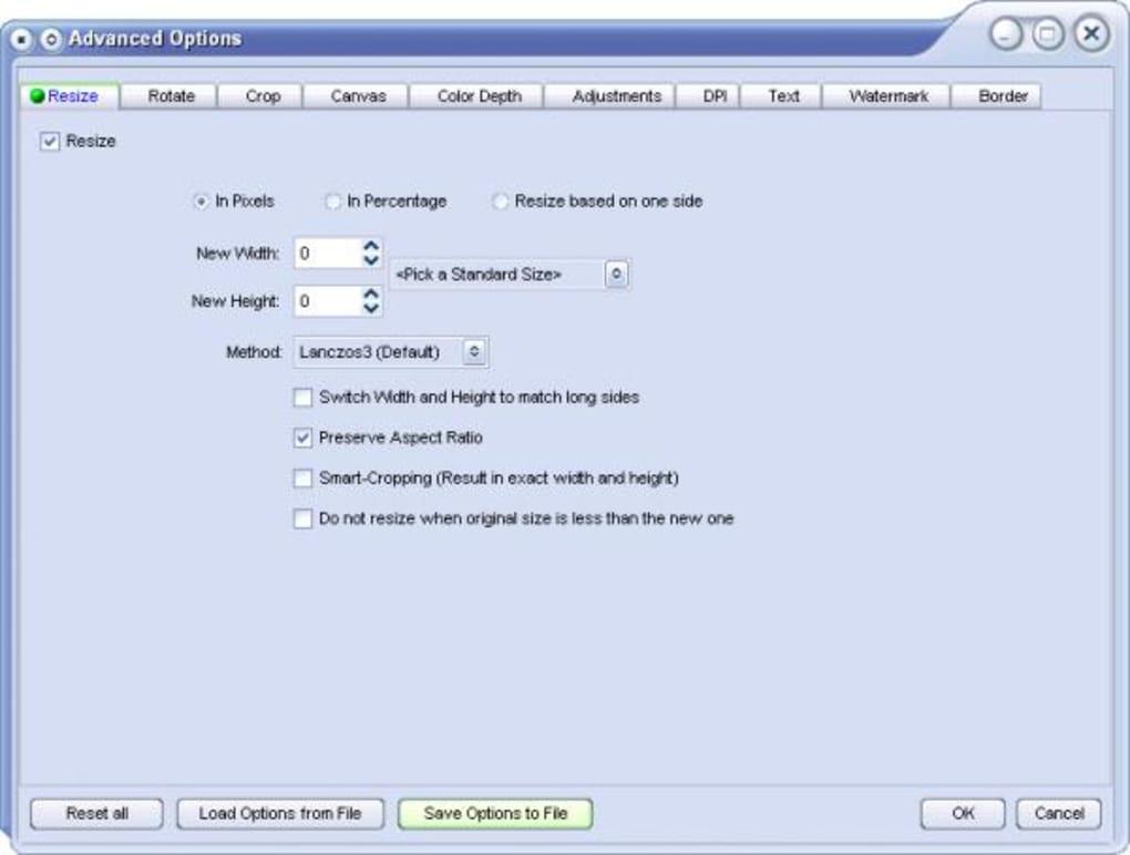 photo resizer free download for mac