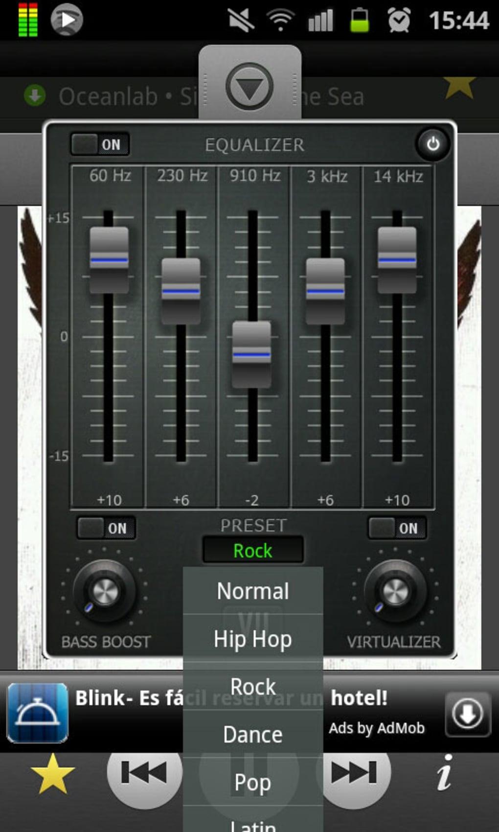 Music Volume EQ für Android - Download