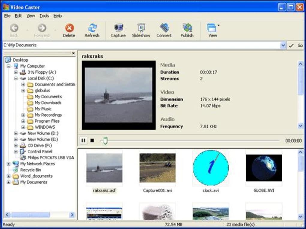 Video Caster - Download
