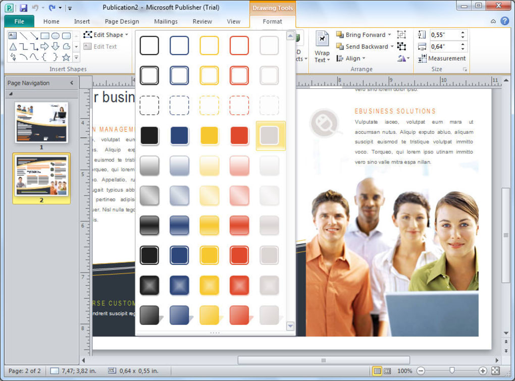 Microsoft Publisher - Download