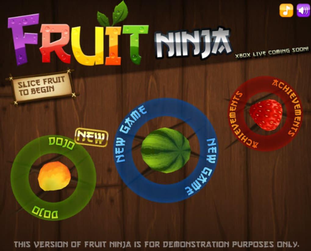 Giochi gratis di fruit ninja