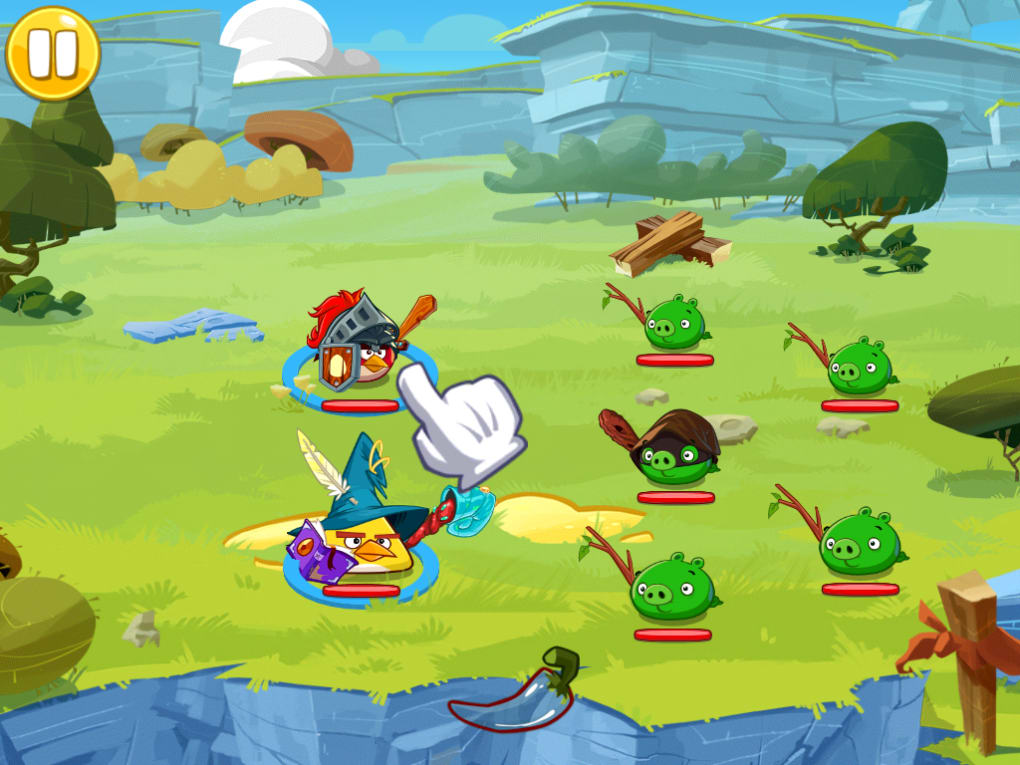 angry birds epic apk full version free download