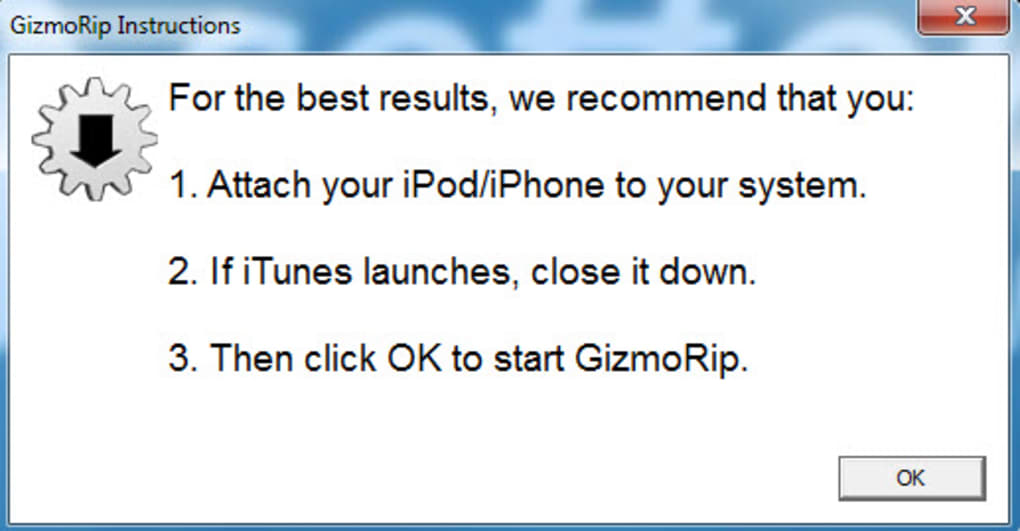 GizmoRip - Download
