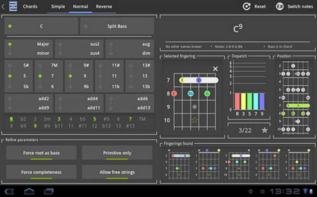 Chord Free Guitar Chords For Android Download
